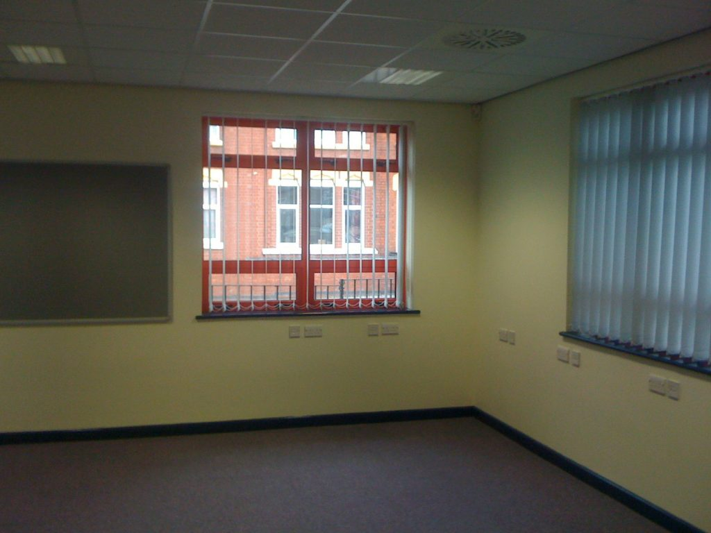 Commercial Building Services in Leicestershire