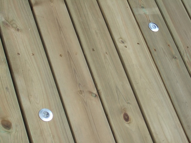 Timber Decking and Garden Structures